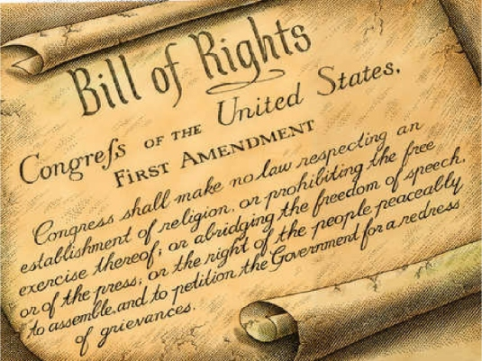 US First Amendment 1