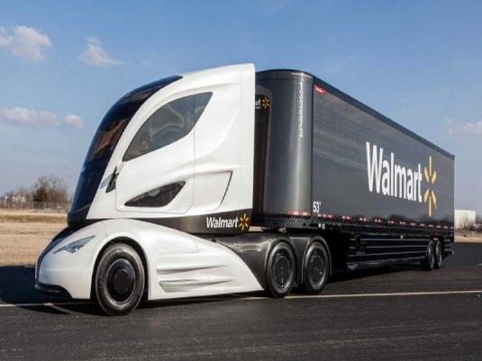 Walmart - truck 2a