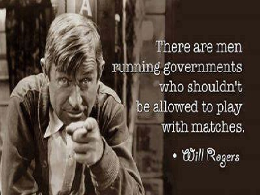 Will Rogers quote 2a