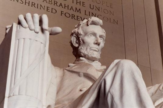 Abraham Lincoln - statesman