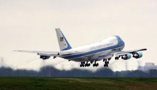 Air Force One - toy