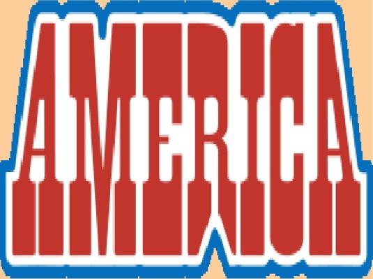 America - logo 1a