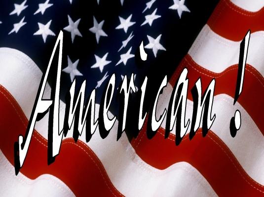 American - no-frills