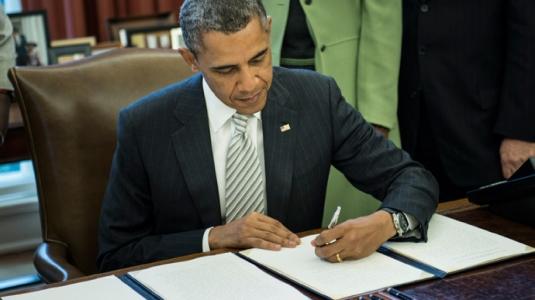 Barack Obama - Monsanto protect