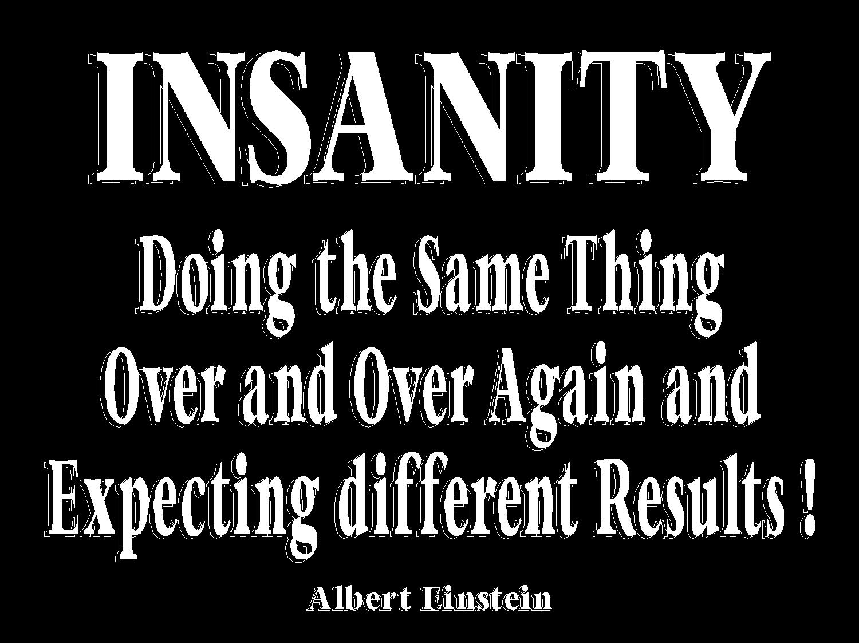 news democrats define insanity