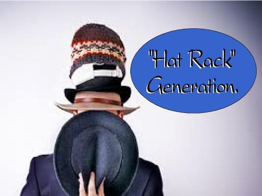 hat rack generation 1