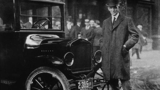 Henry Ford - entrepreneur 1