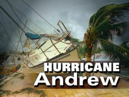 hurricane Andrew graphic