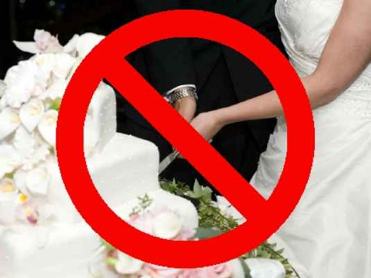 no to marriage 1a