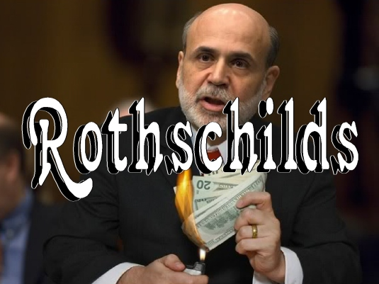not for the Rothschilds 1a