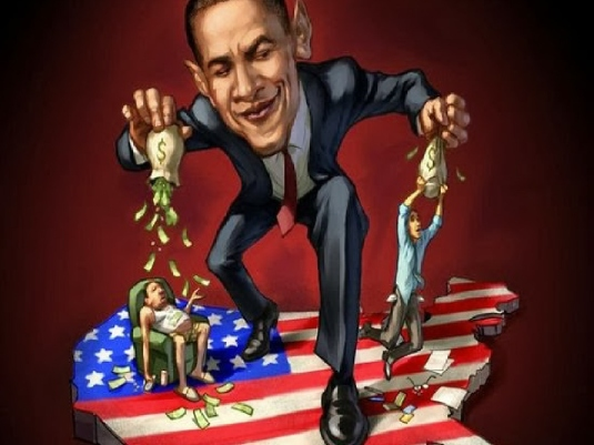 Obama and socialism 1a