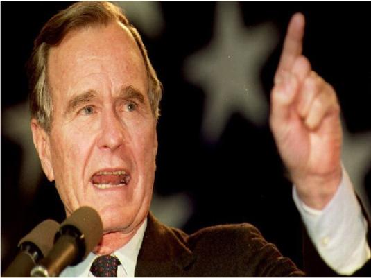 Poppa Bush 1