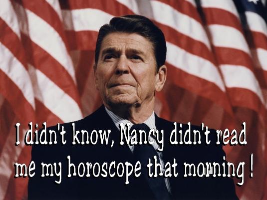 Reagan - I didn't know 1a