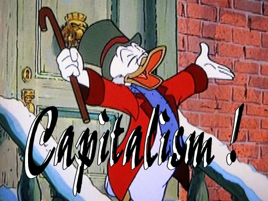 Scrooge and capitalism 1