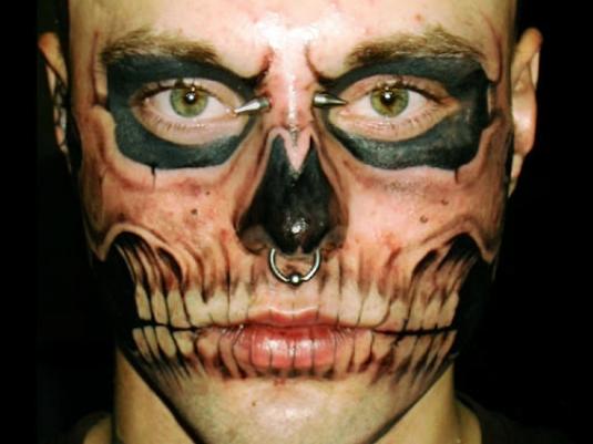 tattoo man two a