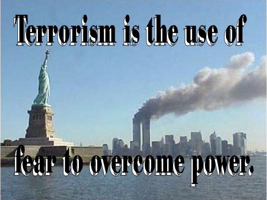 terrorism 1a