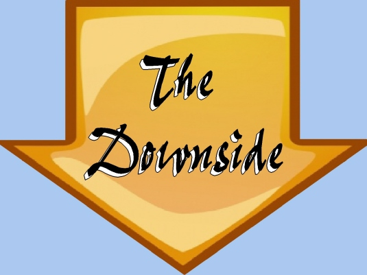 the Downside graphic 1a