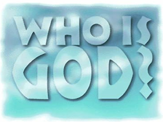 Who is God - graphic