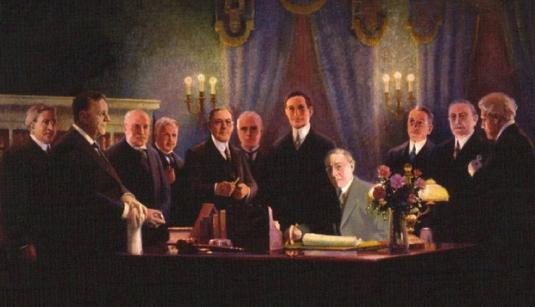 Woodrow Wilson - Federal Reserv