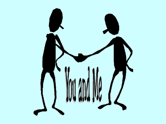 you and me - silhouette 1a