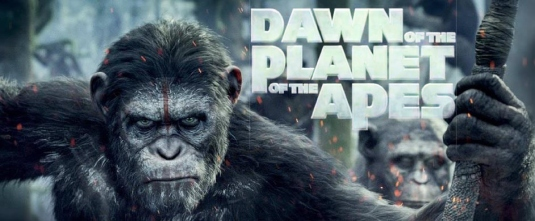 apes - movie poster
