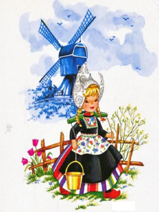 Dutch Girl Graphic 2a
