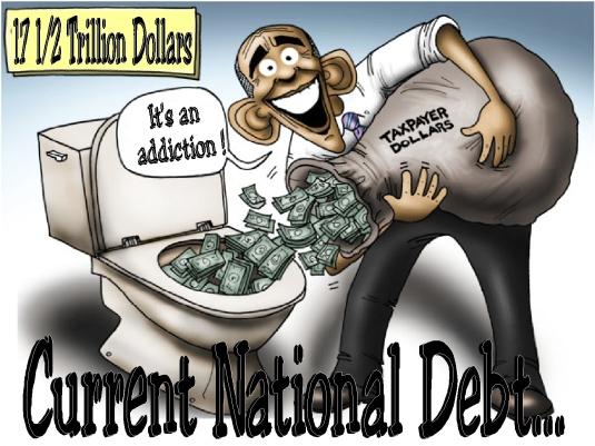 national debt cartoon 1a