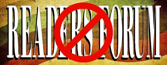 no readers forum 3