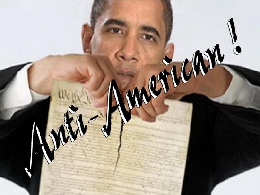 Obama - anti-American 1a