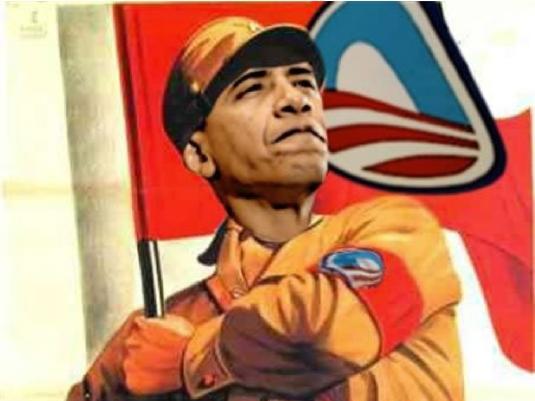 Obama - communism hoax 1a