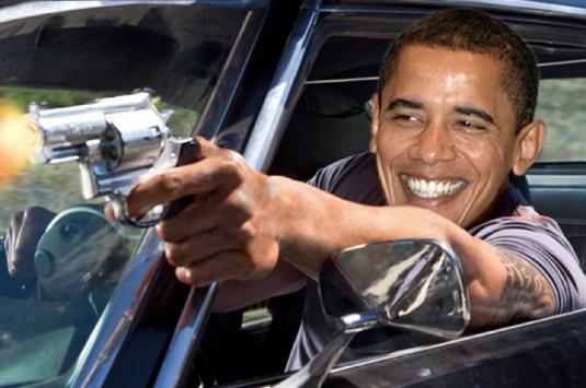 Obama gang banger 1
