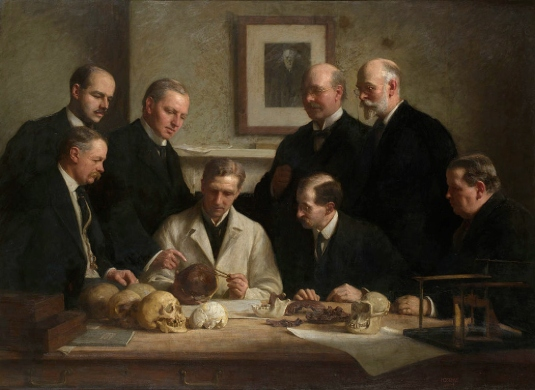 Piltdown Man Darwin - graphic 1