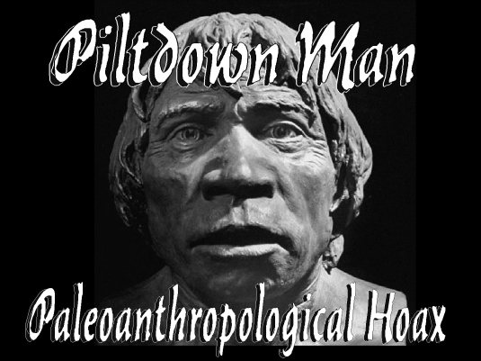 Piltdown Man - graphic 1