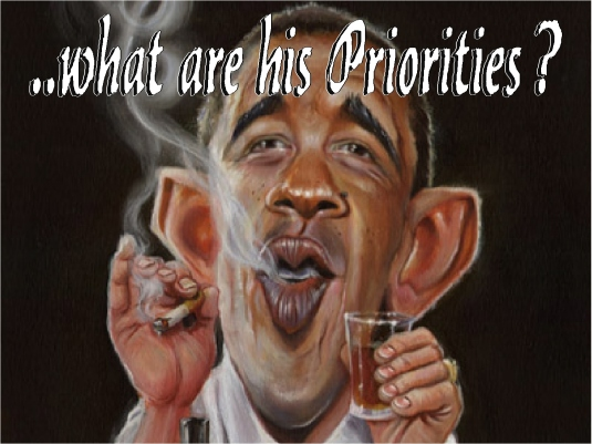 priorities - Obama 1