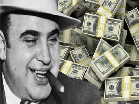 racketeer - Al Capone 1a