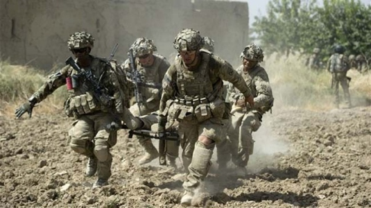 wounded in Afghanistan