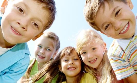 children - in the gap 2