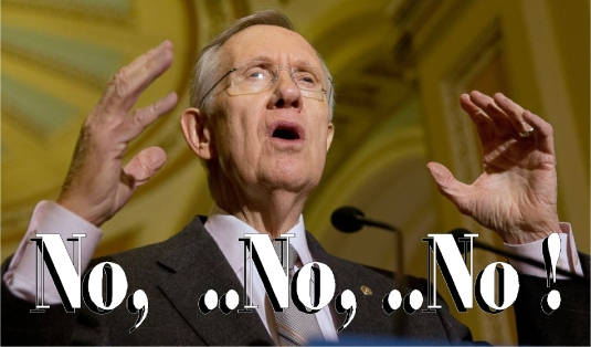 Harry Reid - no no no 2