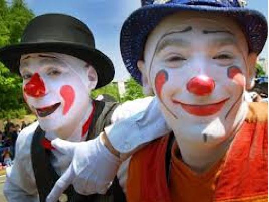 clowns - phobic 1a