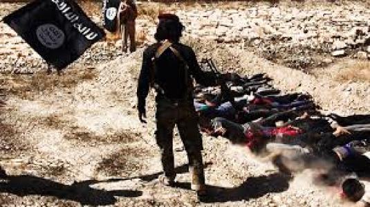 Isis mass murder