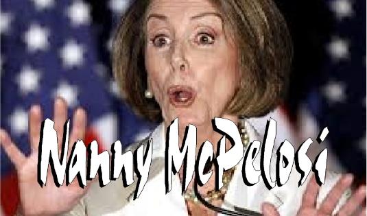 Nanny McPelosi 2