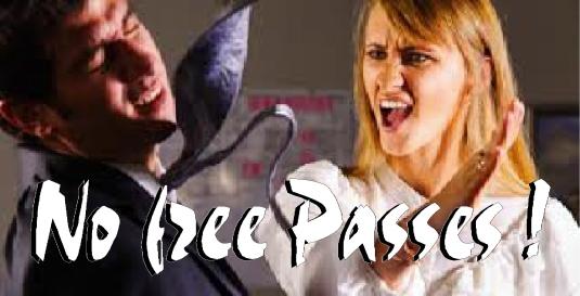 no free passes 2