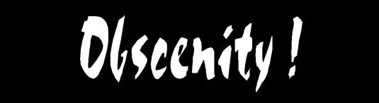 obscenity 2