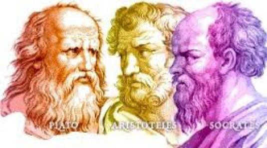 Plato Aristotle Socrates 1