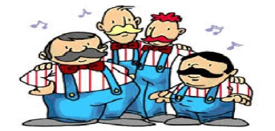 barbershop quartet 1