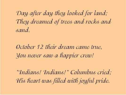 Columbus Day 3