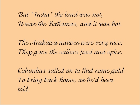 Columbus Day 4