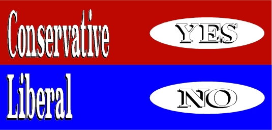 conservative - yes 1