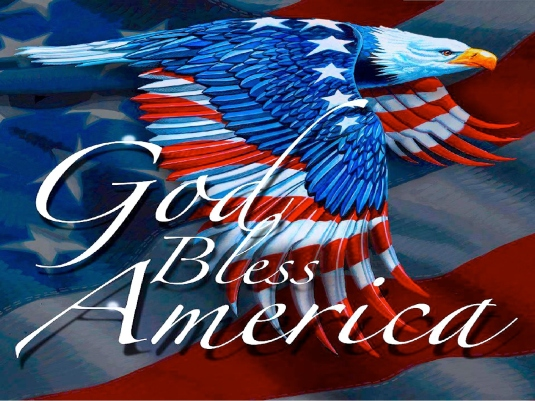 Eagle - God bless America 1