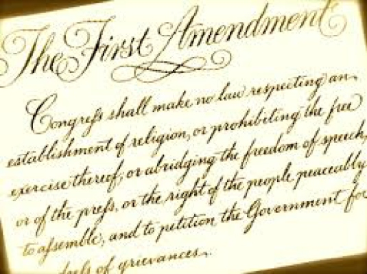 First Amendment 4